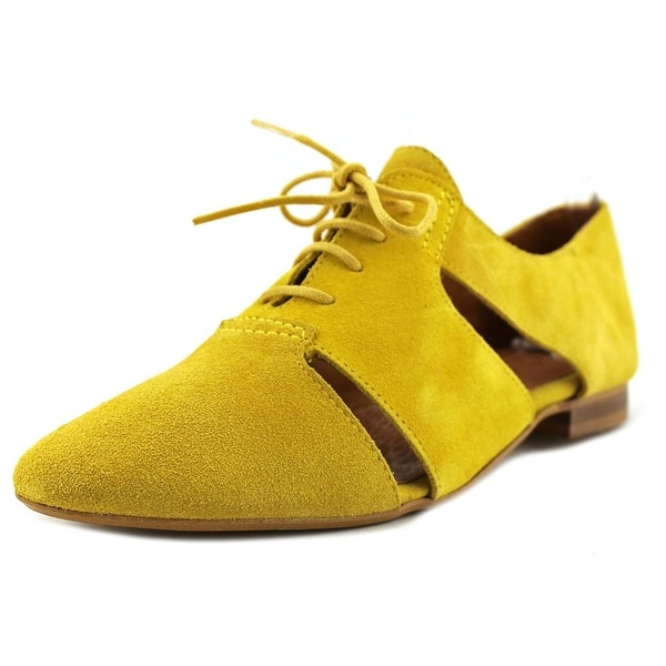 Sixtyseven 75701 Women Yellow Flats
