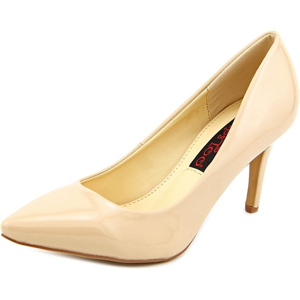2 Lips Too Too Zane Women Pointed Toe Synthetic Heels