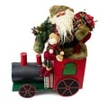 Santa on Train - Thumbnail 0