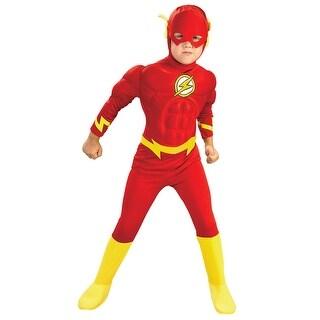 Deluxe Kids Flash Costume