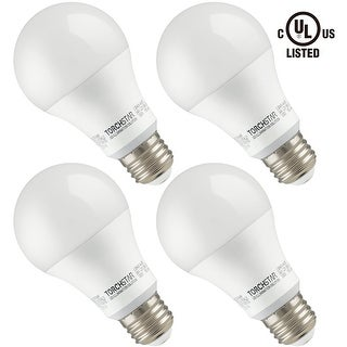 1 PACK/4 PACK 14W LED A19 Light Bulb, 1600lm, 3000K Warm White/5000K Daylight, 270° Beam Angle, E26 Medium Base, UL-listed