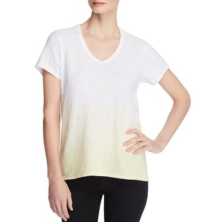 Link to Wilt Womens T-Shirt Cotton Hi-Low - Lemonade Similar Items in Tops