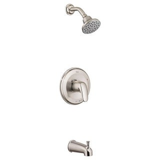 American Standard TU075.508  Colony PRO Tub and Shower Trim Package with 1.75 GPM Single Function Shower Head