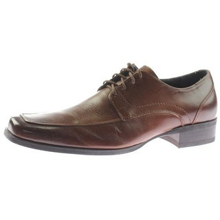 Steve Madden Mens Evollve Oxfords Leather Square-Toe - 7m