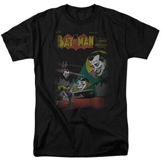 DC Comics Wrong Signal Mens Short Sleeve Shirt