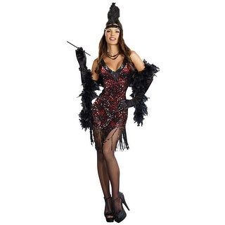 Dreamgirl Dames Like Us Adult Costume - Red