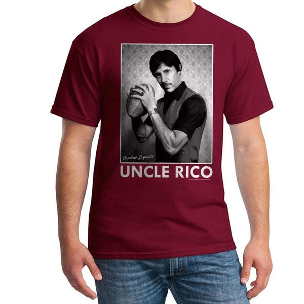 c5eef6e1d98c9 Shop Napoleon Dynamite Uncle Rico Men's Cardinal T-shirt - Free Shipping On  Orders Over $45 - Overstock - 17380162