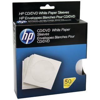 Hp Hpws50Rb Cd/Dvd Storage Sleeves (50 Pk)|https://ak1.ostkcdn.com/images/products/is/images/direct/caffa4f0786d613b0dfc02126295490e5a307c0e/Cd-Storage-Sleeves-50Pk.jpg?impolicy=medium
