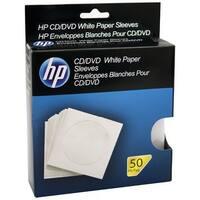 Hp Hpws50Rb Cd/Dvd Storage Sleeves (50 Pk)