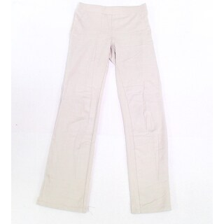 Iman NEW Sand Beige Womens Size XS Pull On Ponte Slim Perfect Pants