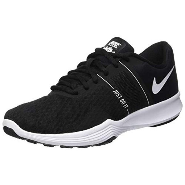 Nike WMNS City Trainer 2 Womens Aa7775 001 Size 9 BlackWhite