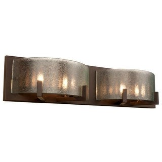 Alternating Current AC1194 Firefly Industrial Bronze 4 Light Bathroom Vanity