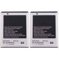 New Replacement Battery For Samsung FLIGHT 2 Phone ( 2 Pack )
