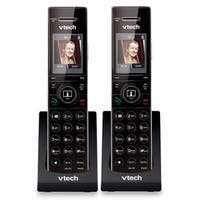 VTC-IS7101 (2 Pack) Extra Handset / Charger  DECT 6.0  Phone New !