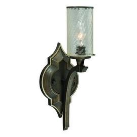 Vaxcel Lighting W0053 Simone 1 Light Wall Sconce