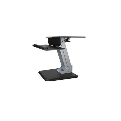 Startech - Armsts Sit-To-Stand Workstation Withneasy One-Touch Height Adjustment