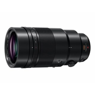Panasonic Lumix G Leica DG Elmarit 200mm f/2.8 Professional Lens - black