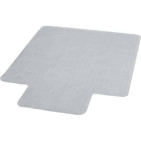 Offex 45'' x 53'' Carpet Chairmat with Lip [OF-MAT-CM11233FD-GG]