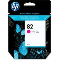 HP 82 69-ml Magenta DesignJet Ink Cartridge (C4912A) (Single Pack)