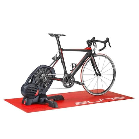 Elite Extra Wide Training Mat, For Use With All Bike Trainers