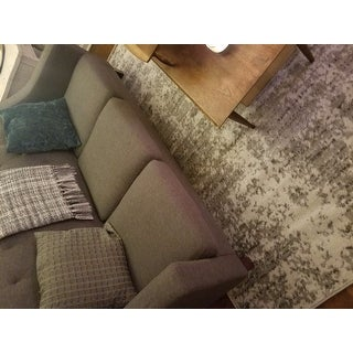 Porch & Den Williamsburg Seigel Granite Mist Shades Grey Rug (5' x 8')