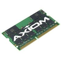 """Axion KTT667D2/2G-AX Axiom 2GB DDR2 SDRAM Memory Module - 2GB (1 x 2GB) - 667MHz DDR2-667/PC2-5300 - DDR2 SDRAM - 200-pin"""