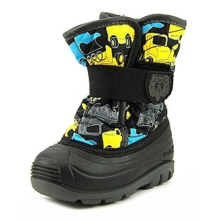 Kamik Snowbug 4 Round Toe Canvas Snow Boot