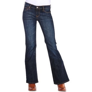 Stetson Western Denim Jeans Womens Royal Wash 11-054-0202-0036 BU