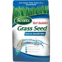 Scotts Co. 7Lb Tb Sun & Shade Grass 18221 Unit: BAG