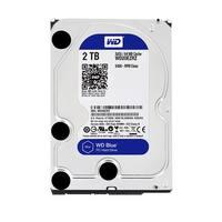 """Western Digital WD20EZRZ WD Blue SATA III 3.5"""" 2TB Hard Drive"""