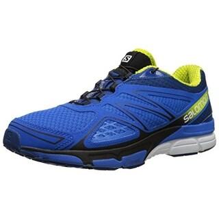 Salomon Mens X-Scream 3D Mesh Signature Running Shoes - 10