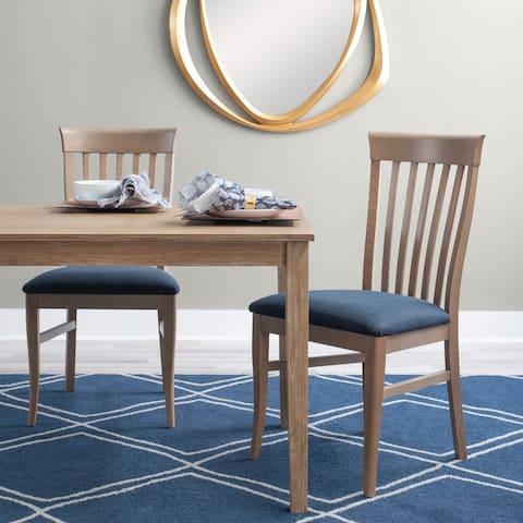 Phifer Natural Chair (Set of 2)