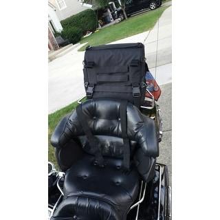 Nylon Motorcycle Tour Pack
