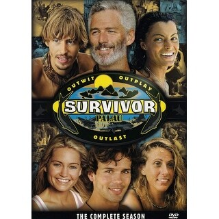 Survivor - Survivor: Palau [DVD]