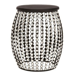 The Beautiful Wood Metal Acrylic Stool Free Shipping