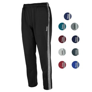 Reebok Men's Tech 220GSM Side Panel Fleece Pants