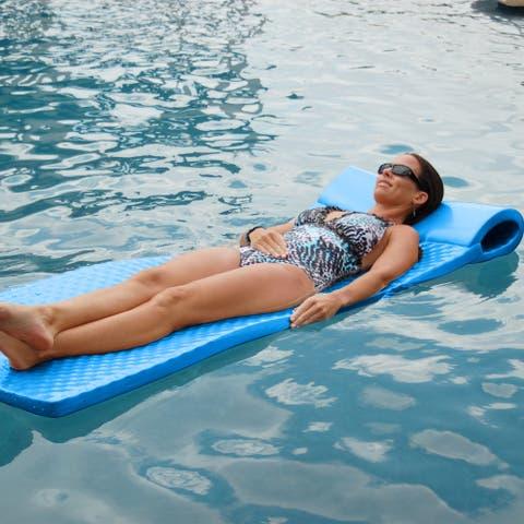 Super Soft Serenity Pool Float
