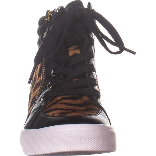 aldo leopard sneakers