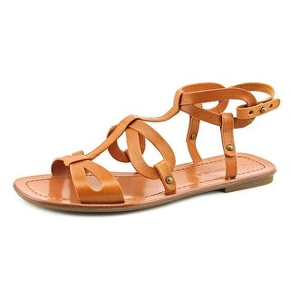 Via Spiga Donnie Open Toe Leather Gladiator Sandal