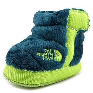 The North Face NSE Infant Fleece Bootie   Round Toe Canvas  Bootie