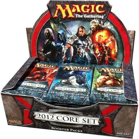 Magic: The Gathering - 2012 Core Set Booster Box