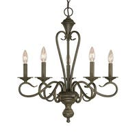 Millennium Lighting 515 Devonshire 5-Light Single Tier Chandelier