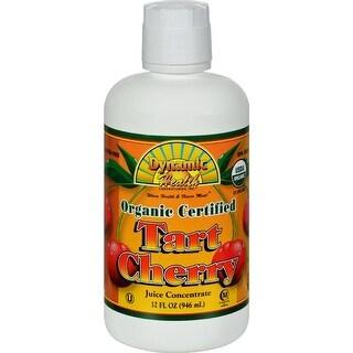 Dynamic Health - Organic Tart Cherry Juice Concentrate ( 1 - 32 FZ)