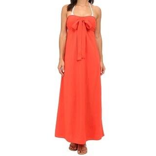 Tommy Bahama NEW Orange Women's Size Large L Cover-Up Swimwear