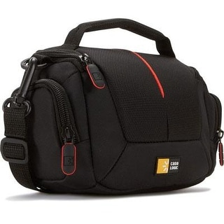 Case Logic - Dcb-305Black - Camcorder Kit Bag Blk