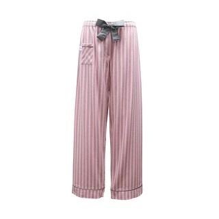 Boxercraft Women's Cotton Flannel Striped Sleep Pants