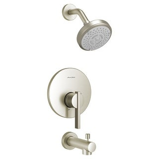 American Standard TU430.508  Berwick Tub and Shower Trim Package with 1.75 GPM Multi Function Shower Head