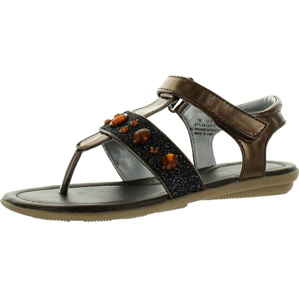 Jumping Jacks Ariel Sandal - copper metallic
