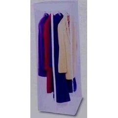 "Whitmor 6044-114 Garment Bag, 19"" x 20"" x 54"""