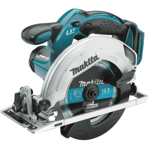 Makita XSS02Z LXT Lithium-Ion Cordless Circular Saw, 18-Volt, 6-1/2""